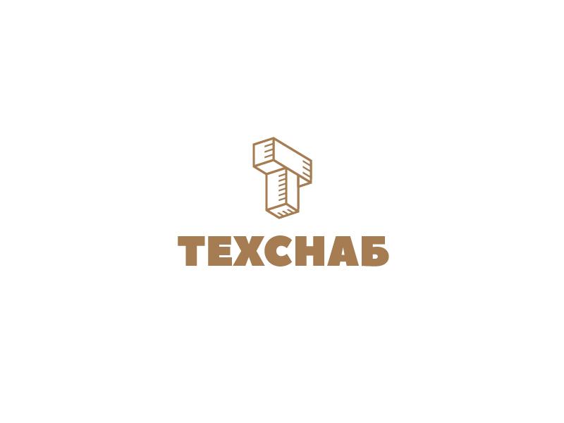 Разработка логотипа и фирм. стиля компании  ТЕХСНАБ фото f_9415b1e9f0b8430d.jpg