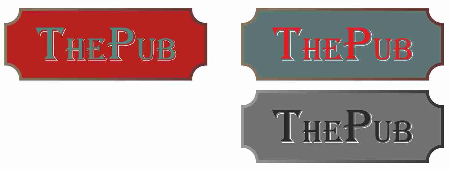 "Разработка логотипа торговой марки ""THEPUB"" фото f_69851deb56ddeeda.jpg"
