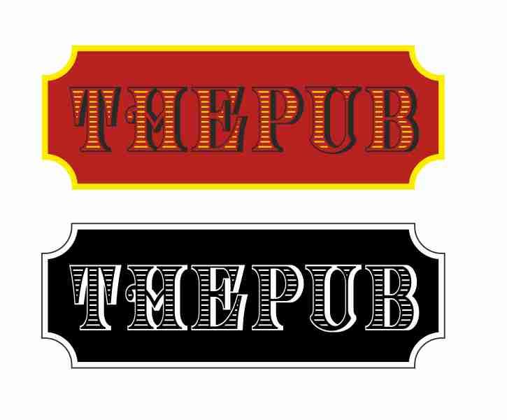 "Разработка логотипа торговой марки ""THEPUB"" фото f_82551deb4f704015.jpg"