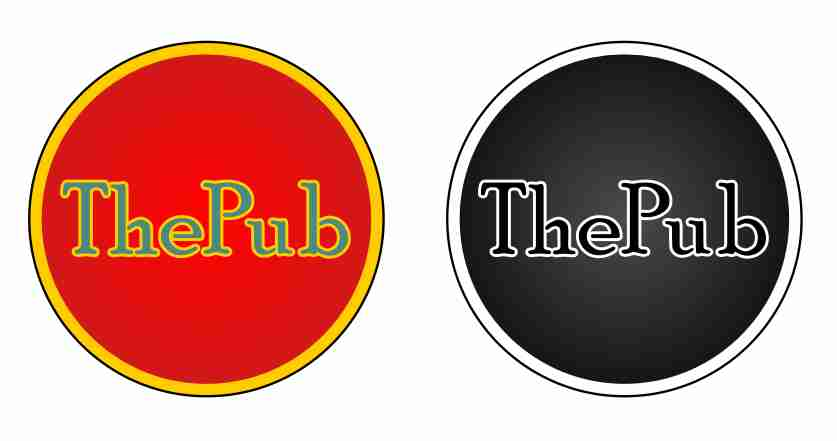 "Разработка логотипа торговой марки ""THEPUB"" фото f_85651deb4fc50703.jpg"