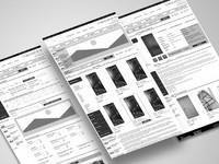Прототип корпоративного сайта с каталогом, интерактивный