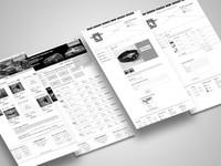 Прототип интернет-магазина, интерактивный