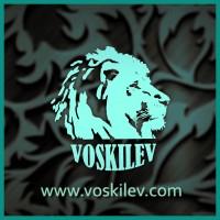 Промо ролик для дизайн-бюро VOSKILEV.