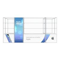 Магазин ApplePoint (оформление витрины)