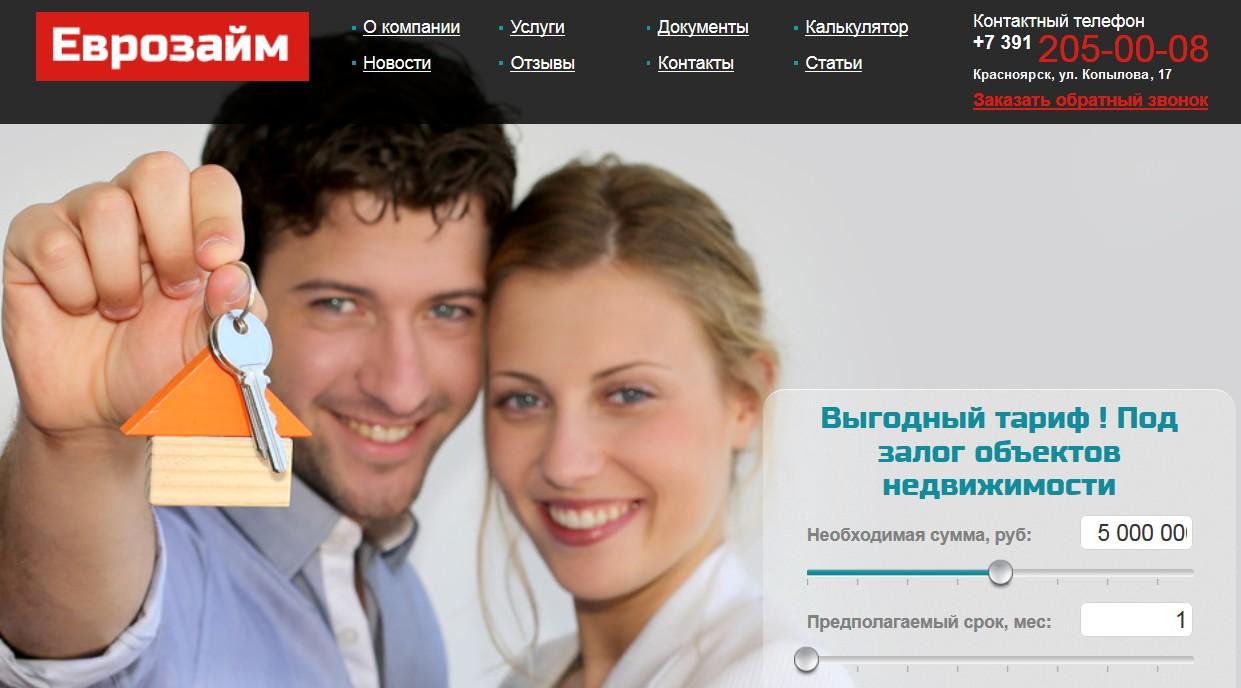 """Оптимизация и продвижение сайта """"Еврозайм"""""""