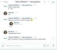 Разработка и запуск бота в ВКонтакте для увеличения продаж