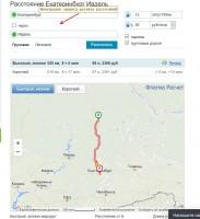 Интеграция сайта с сервисом расчета расстояний доставки