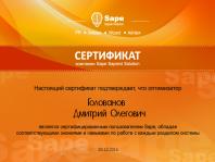 Сертификация по ссылочному ранжированию Sape
