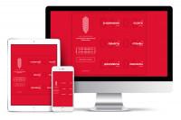 Брендовый мини-сайт для Организации. Верстка по PSD макетам заказчика