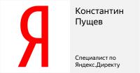 Сертификат Яндекс директ №145199