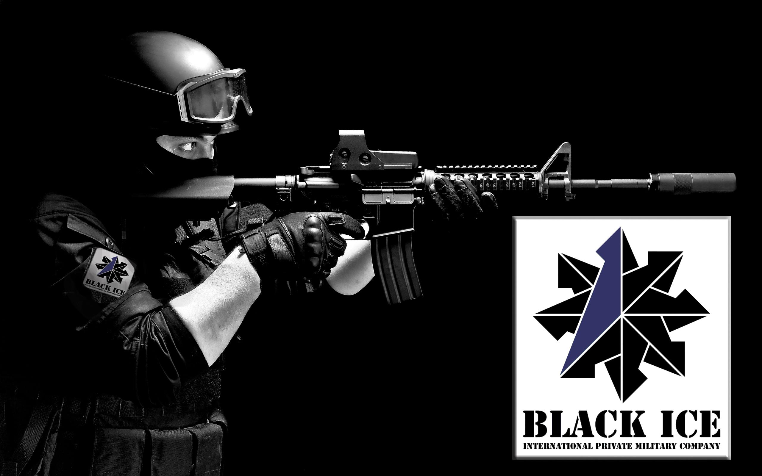 "Логотип + Фирменный стиль для компании ""BLACK ICE"" фото f_79156e45d837ae8a.jpg"