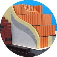 Стена из керамического блока Proterm