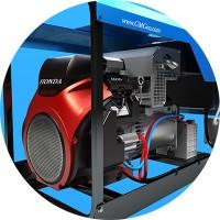 Бензиновый генератор GMH15000TELX