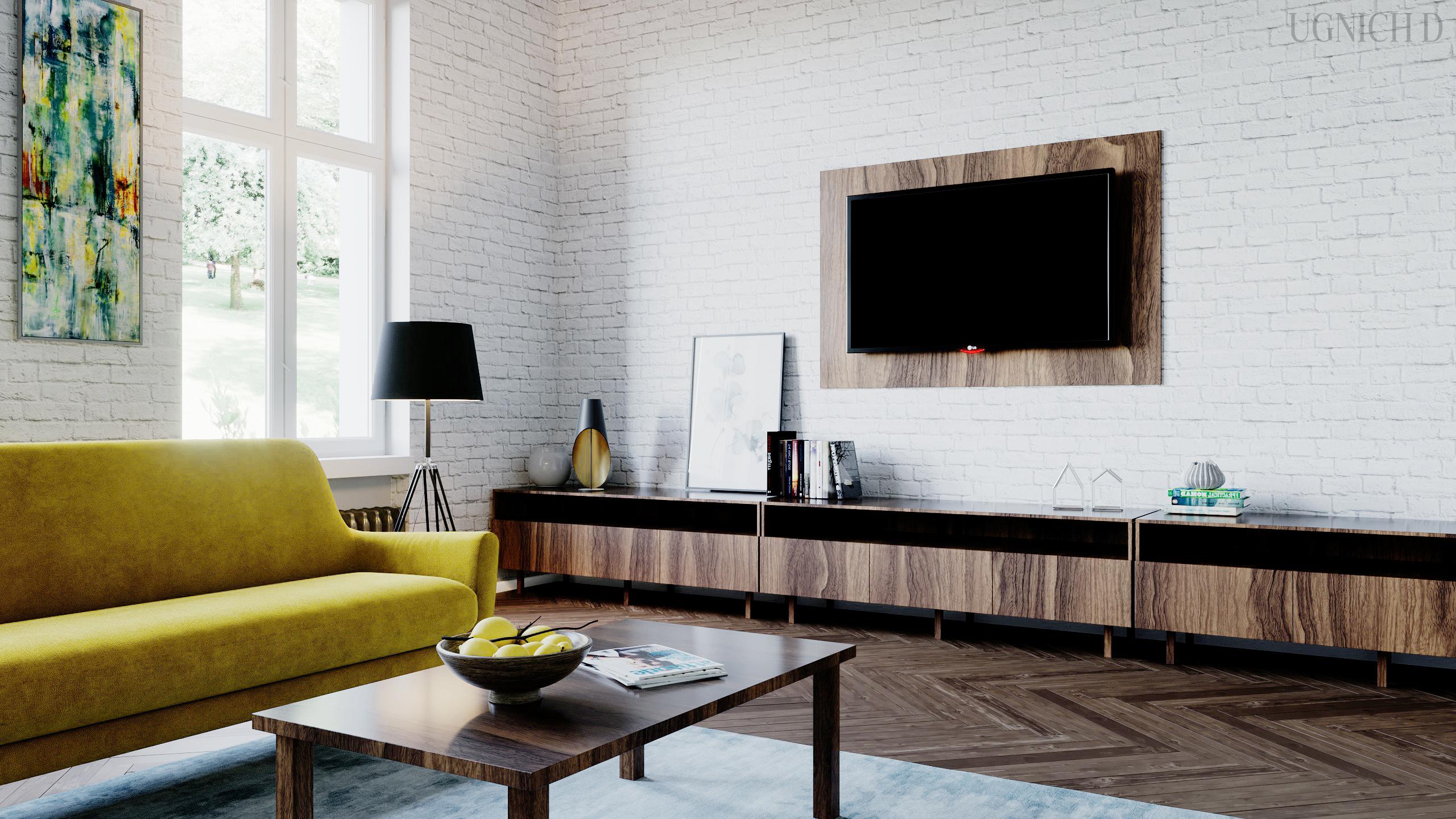 Мебель в интерьере_1