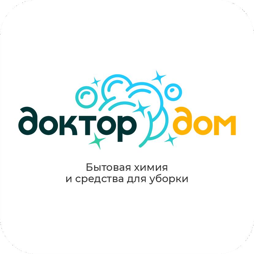 Разработать логотип для сети магазинов бытовой химии и товаров для уборки фото f_687600683358f005.png