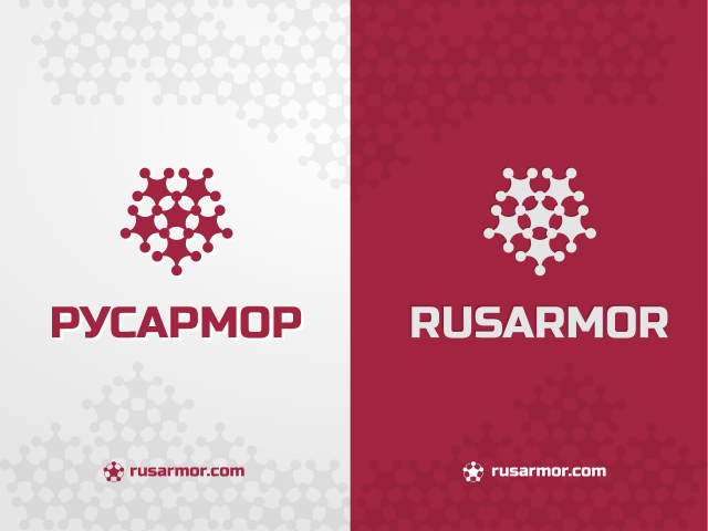 Разработка логотипа технологического стартапа РУСАРМОР фото f_3835a09e8bb5a823.png