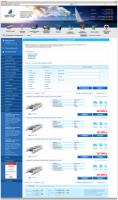 yachtmarine страница выбора товара