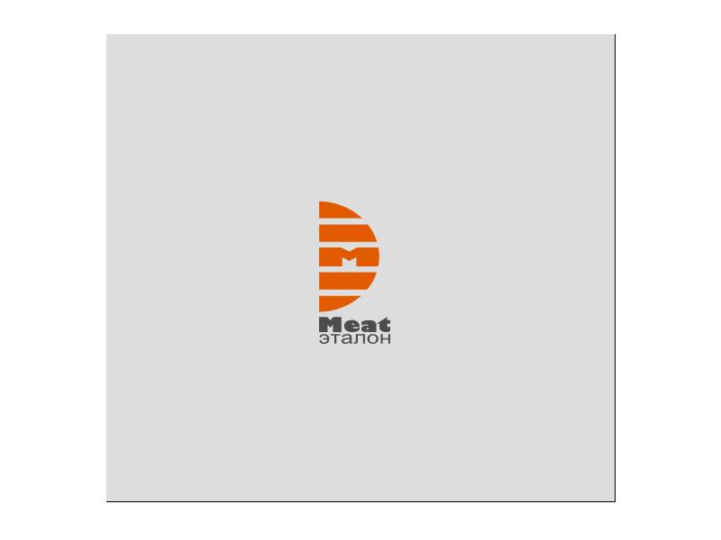 Логотип компании «Meat эталон» фото f_22156f3b97d5c936.png
