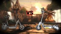 Ezip 750 против Evo 800W