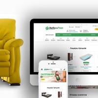 🛏 сайт Мебельной Фабрики