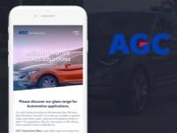 Мобильное приложение AGC
