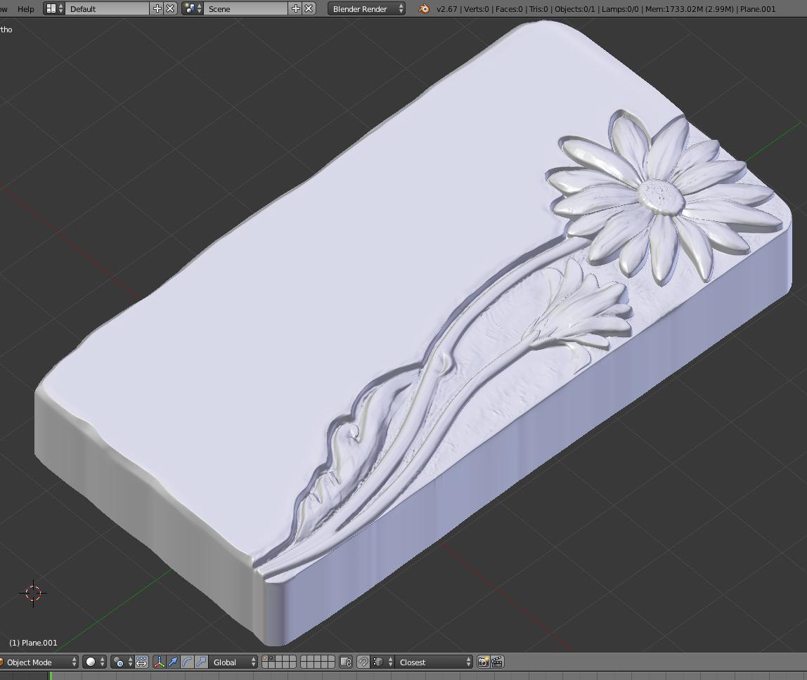 форма для 3D принтера