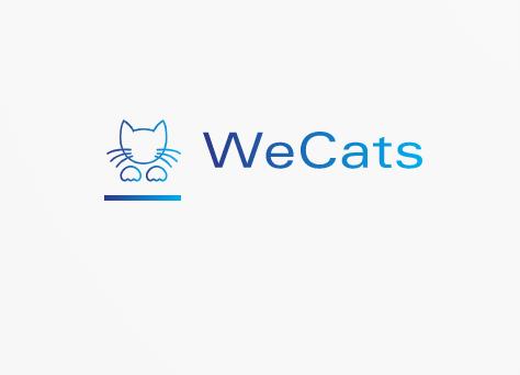 Создание логотипа WeCats фото f_1745f1c040c55d94.png