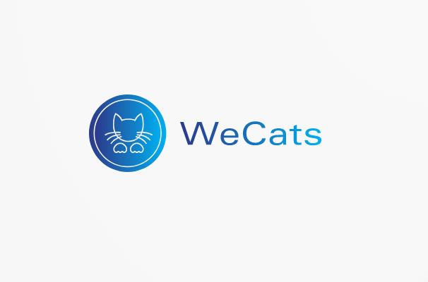 Создание логотипа WeCats фото f_6025f1c04395304a.png