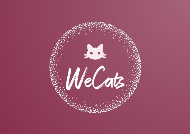 Создание логотипа WeCats фото f_9765f1b41f5b3a77.jpg