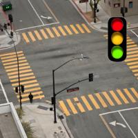 Управление трафиком на перекрестке