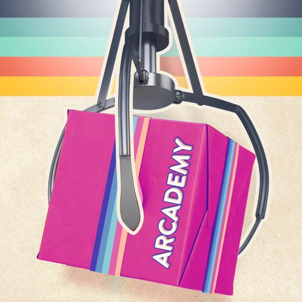 ARCADEMY - игровые автоматы онлайн (iOS)