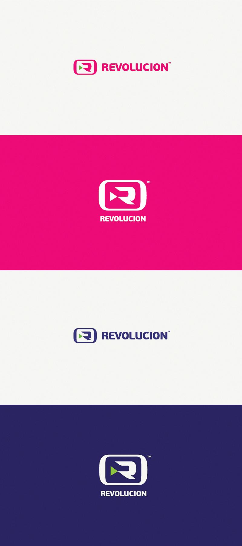 Разработка логотипа и фир. стиля агенству Revolución фото f_4fb989b1dfed2.png