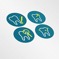 Иконки для стоматологической клиники