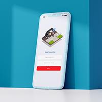 Дизайн мобильного приложения для курьерской службы
