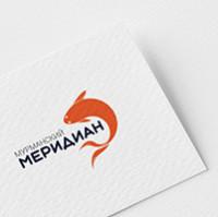 "Логотип для компании ""Мурманский Меридиан"""
