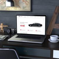 """Разработка сайта для компании """"Автомен"""""""