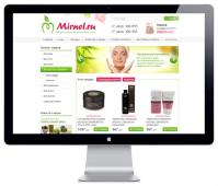 Интернет магазин натуральной косметики