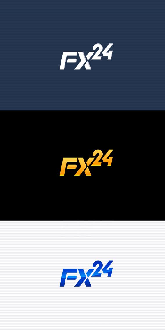 Разработка логотипа компании FX-24 фото f_42550df2aaf8eb06.png