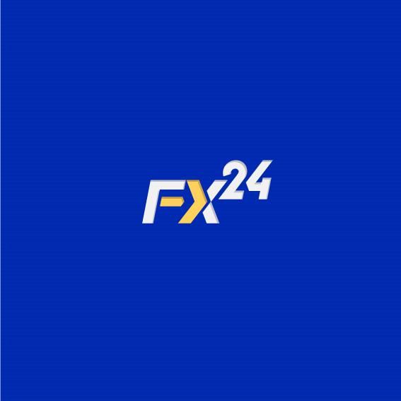Разработка логотипа компании FX-24 фото f_98550df2aac02eff.png