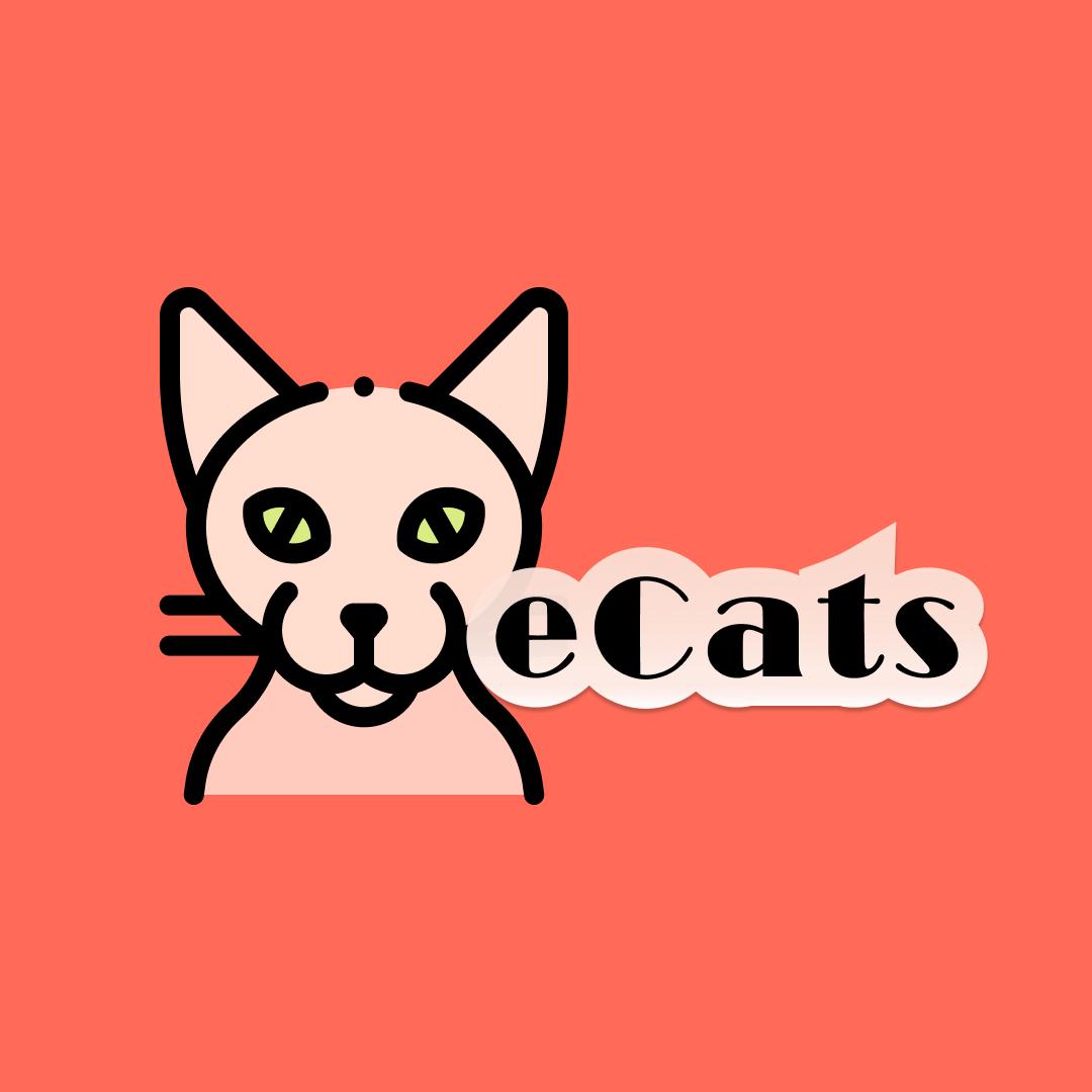 Создание логотипа WeCats фото f_3395f18a31aabd0e.jpg