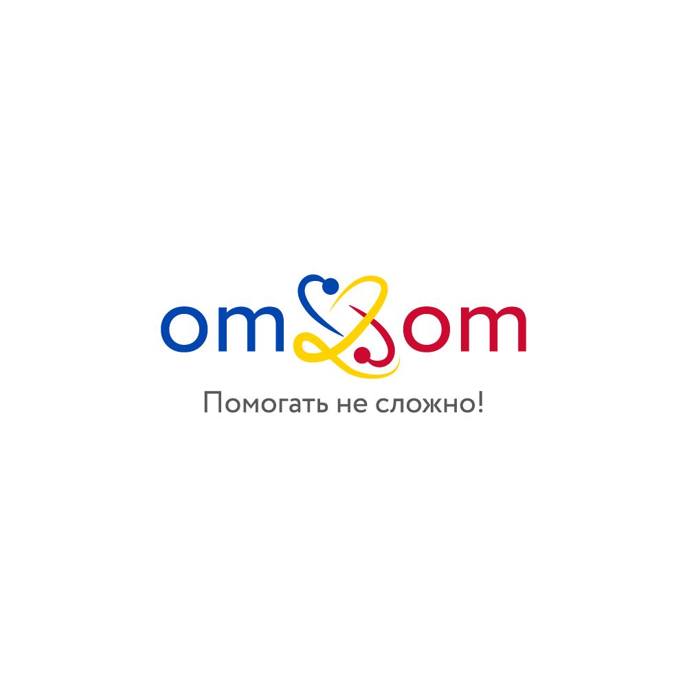 Разработка логотипа для краудфандинговой платформы om2om.md фото f_1775f5b42a718140.png