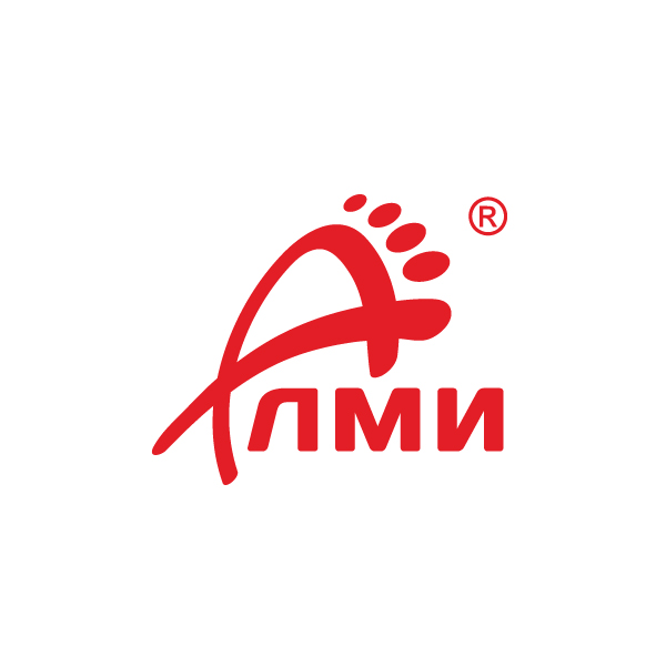 Дизайн логотипа обувной марки Алми фото f_35759e638faadf0d.jpg