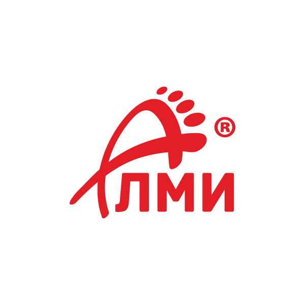 Дизайн логотипа обувной марки Алми фото f_59759e63335b3a00.jpg