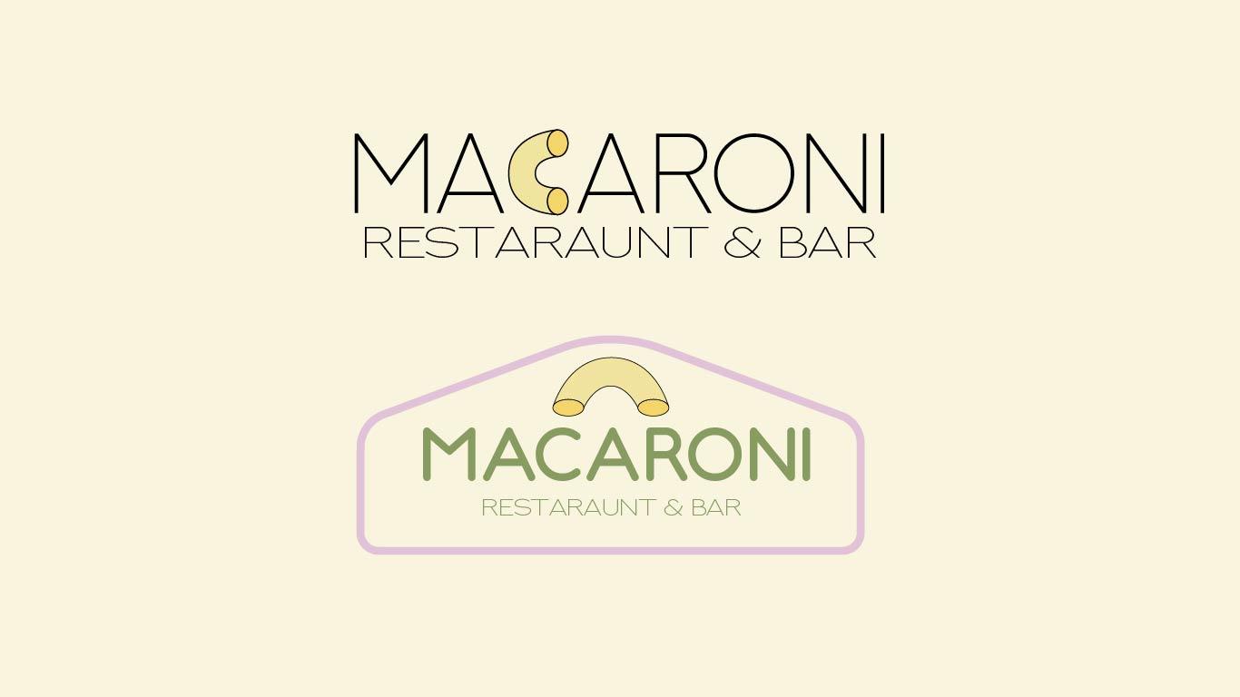 Лого для ресторана итальянской кухни