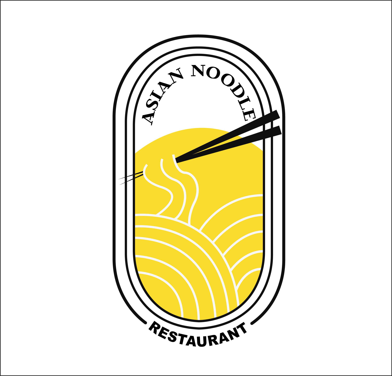 Лого ресторан азиатской кухни