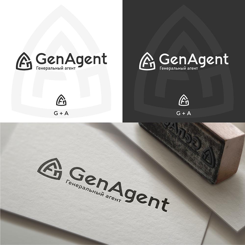 логотип GENAGENT