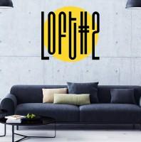Разработка дизайна логотипа для бутика современной одежды LOFT№2
