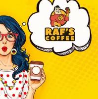 """Логотип """"Raf's coffee"""""""