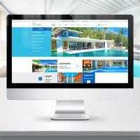 Дизайн сайта Аква-Проект