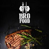 "Логотип ""Bro food"""